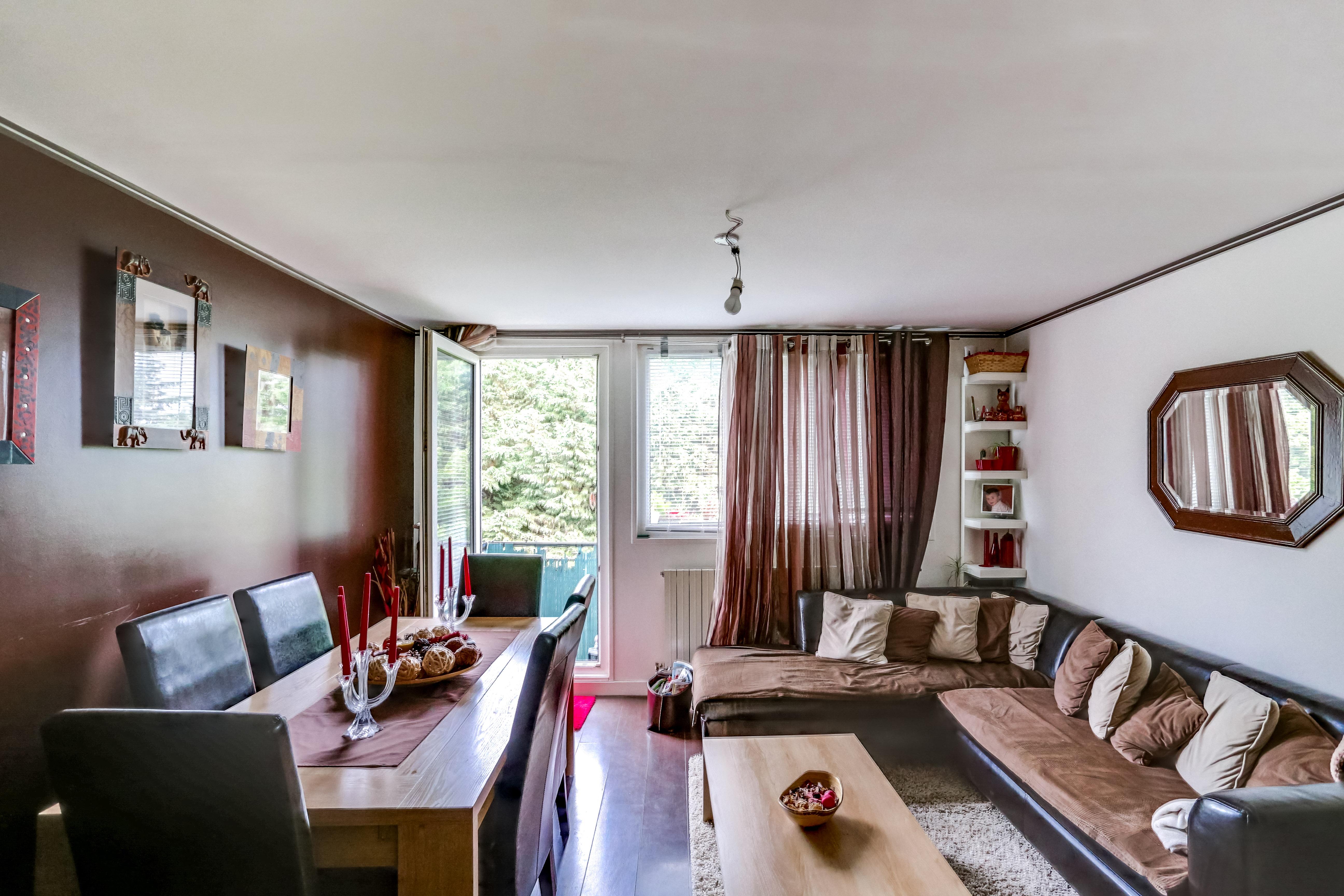 Appartement 3 Pièces 57m2 Le Plessis-Trévise (94420)