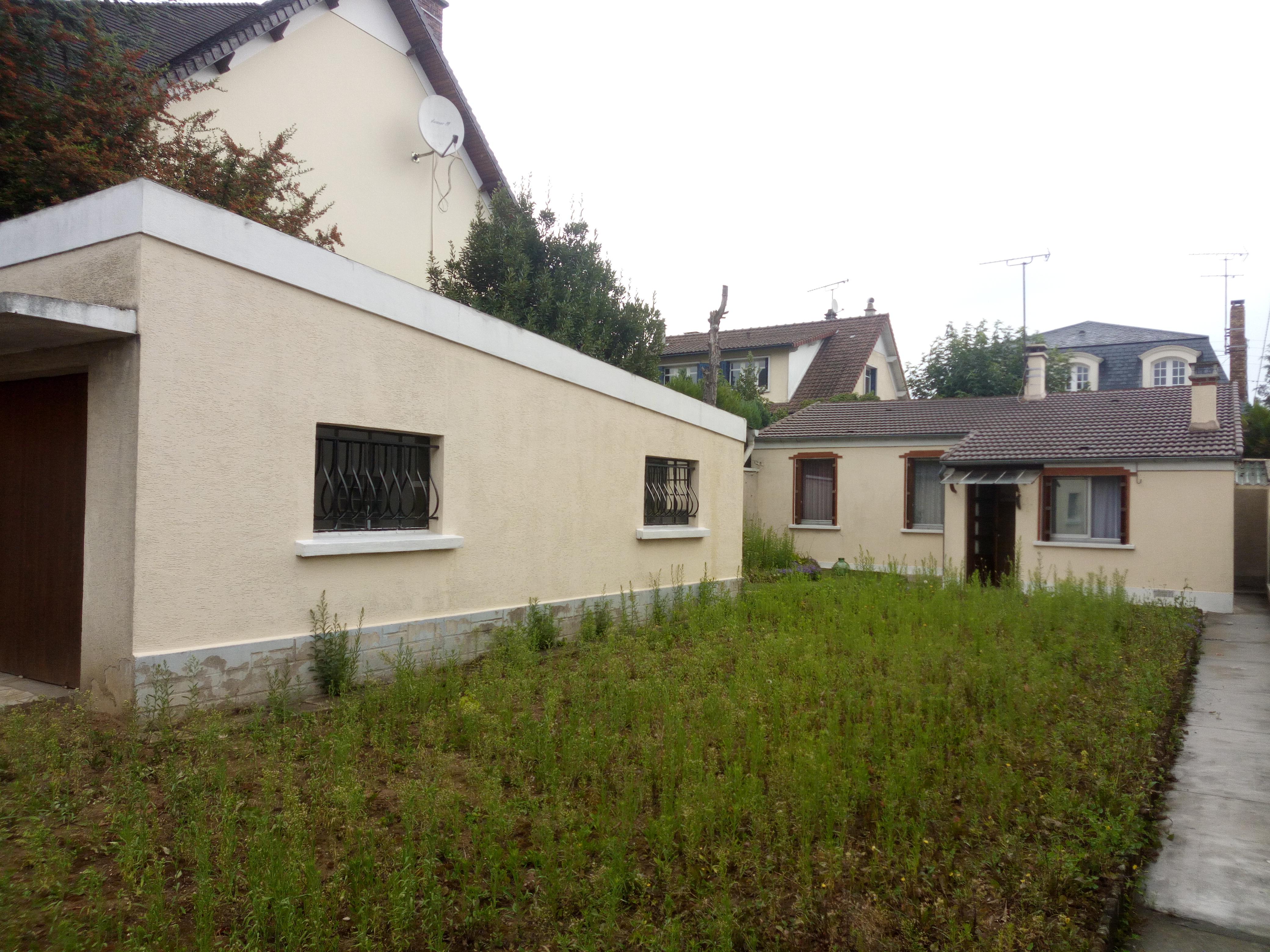 Maison 2 Pièces 40m2 à Ormesson sur Marne (94490)