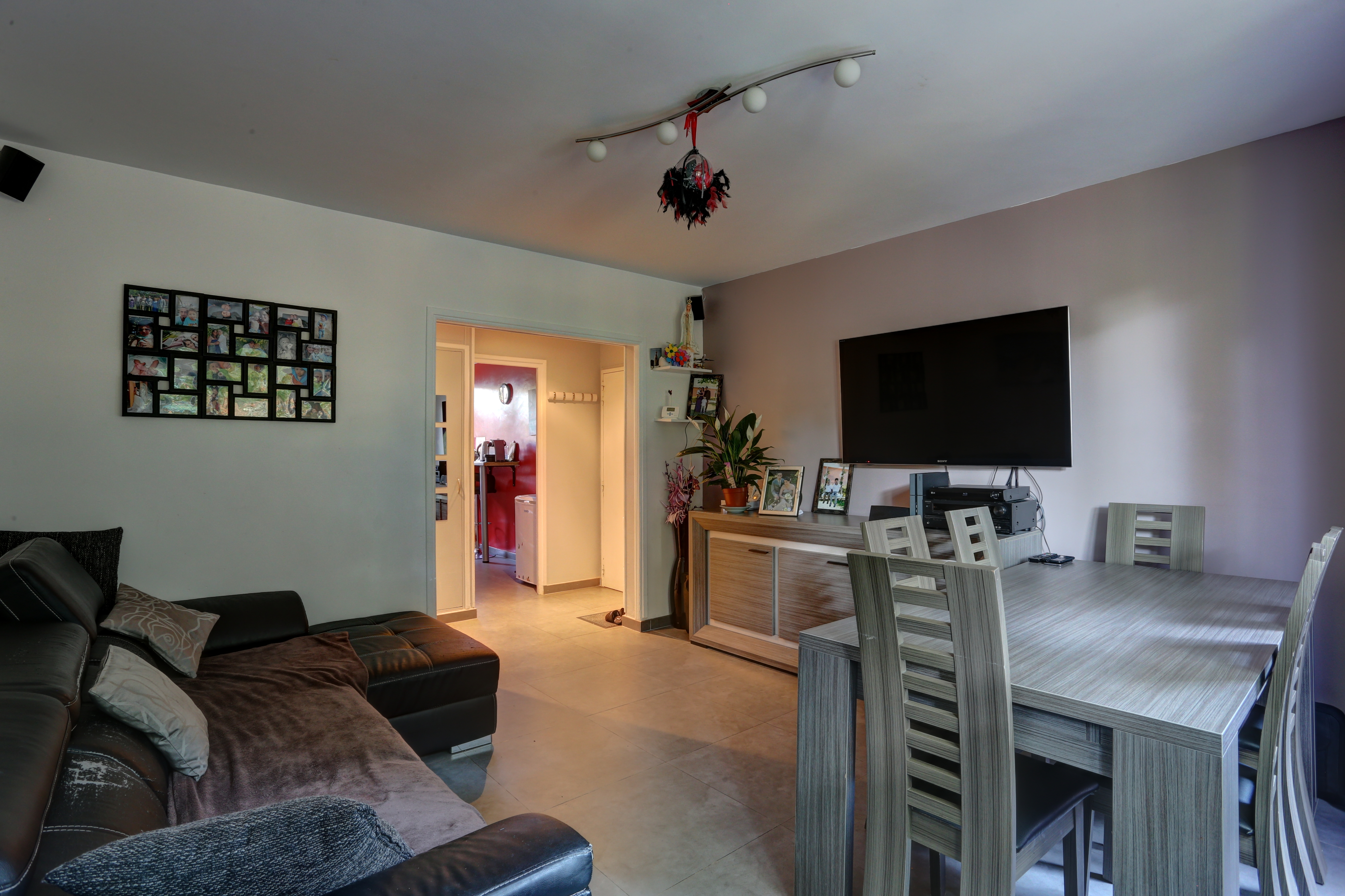 Appartement 3 Pièces RDC 57,34m2 au Plessis-Trévise (94420)