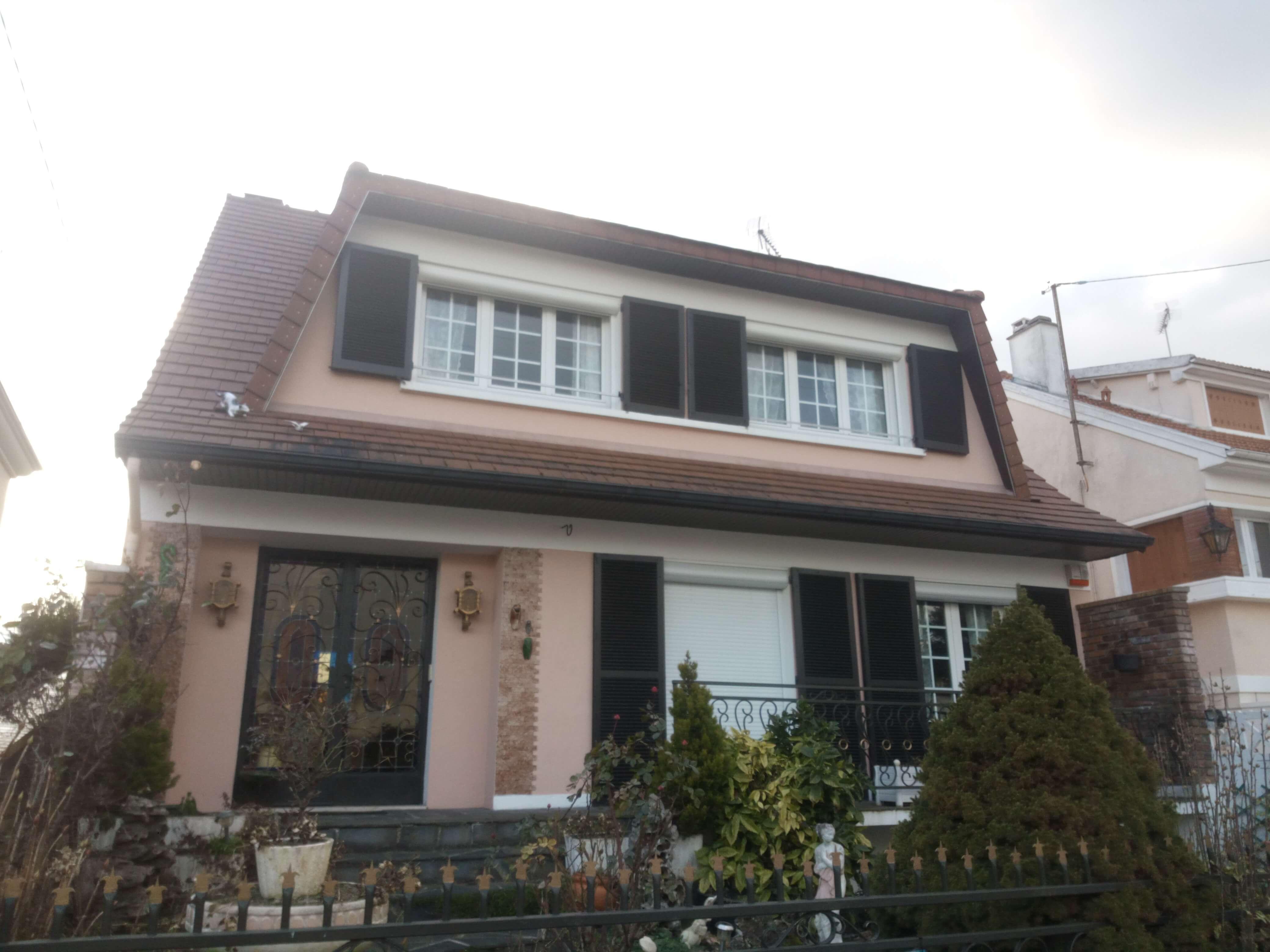 Maison 5 Pièces 142m2 centre ville Ormesson sur Marne (94490)