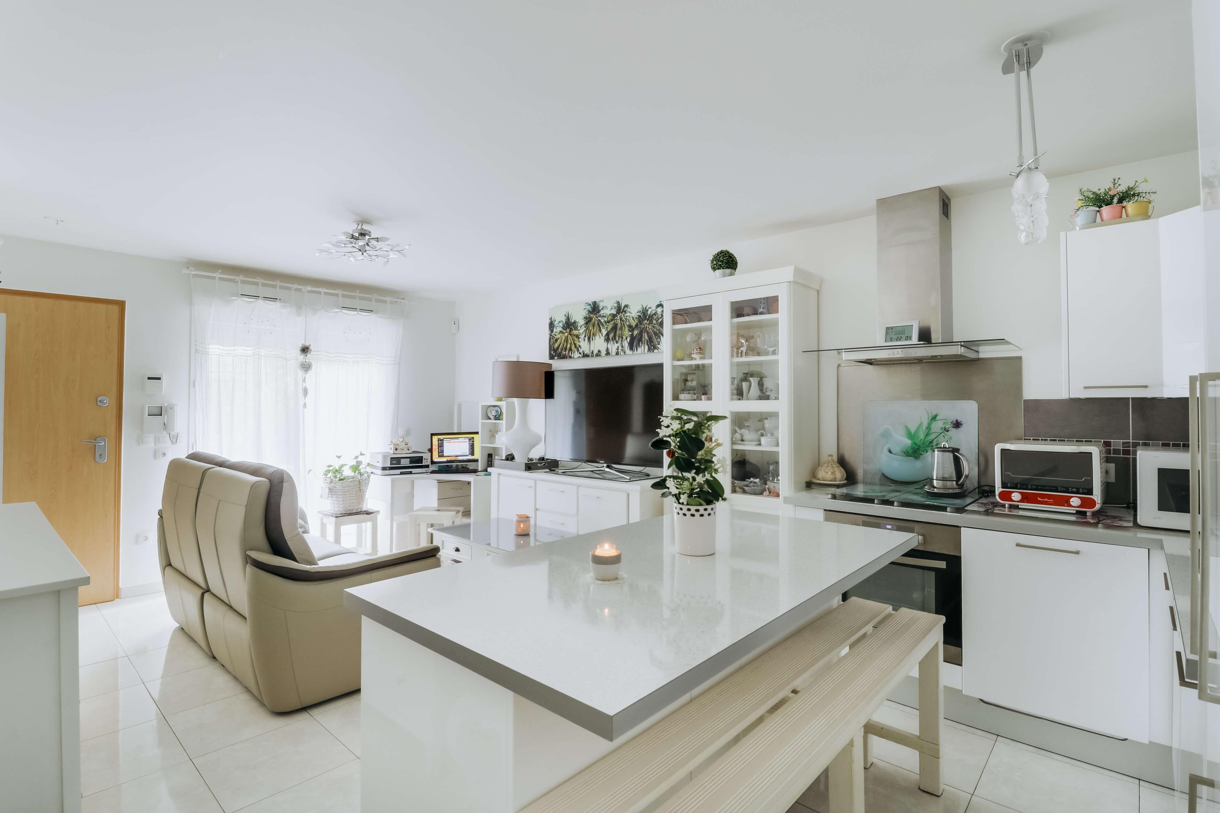 Appartement 2/3 Pièces 51m2 au Plessis-Trévise (94420)