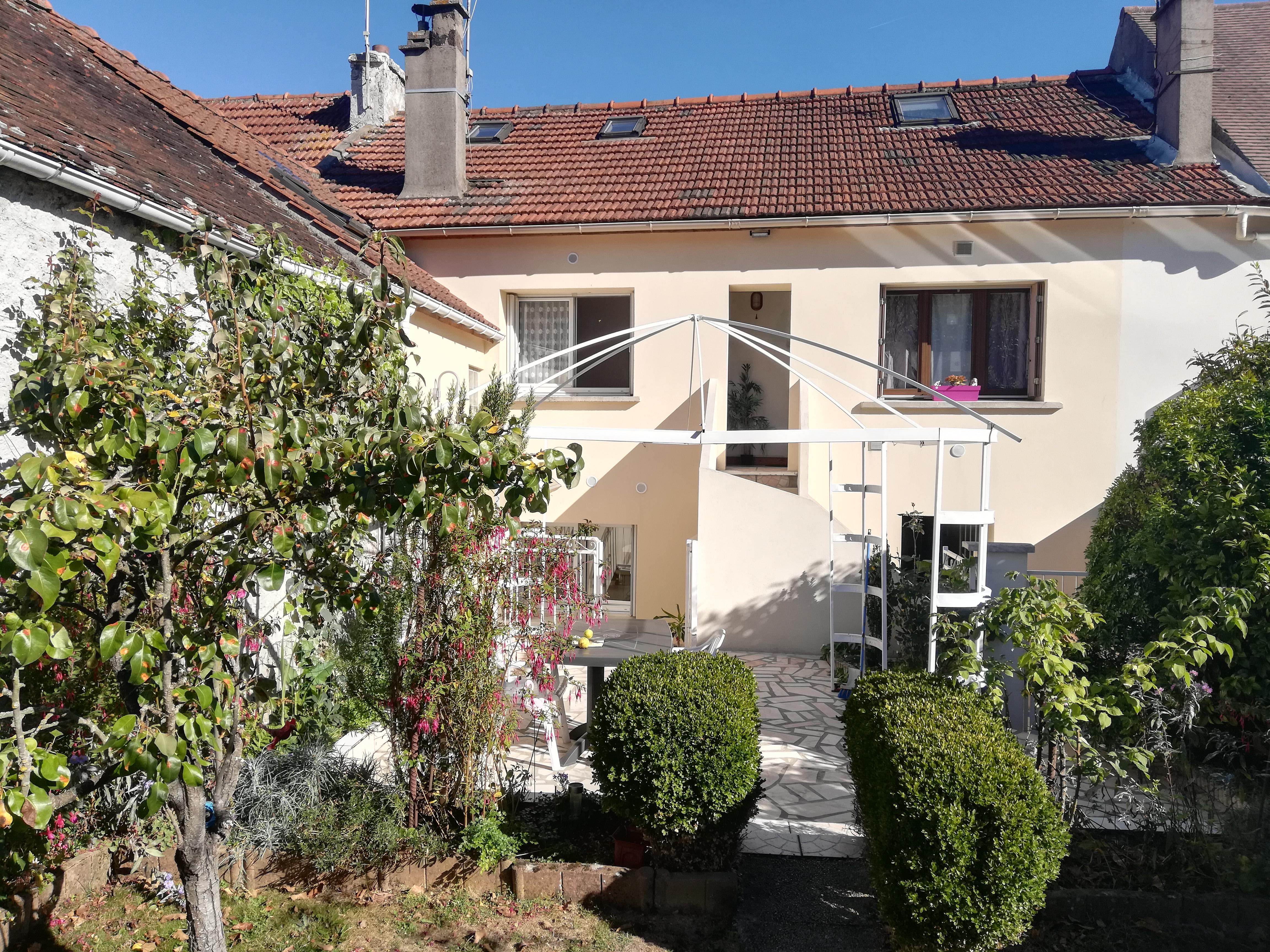 Appartement 4 pièces 74m2 à Pontault Combault (77340)