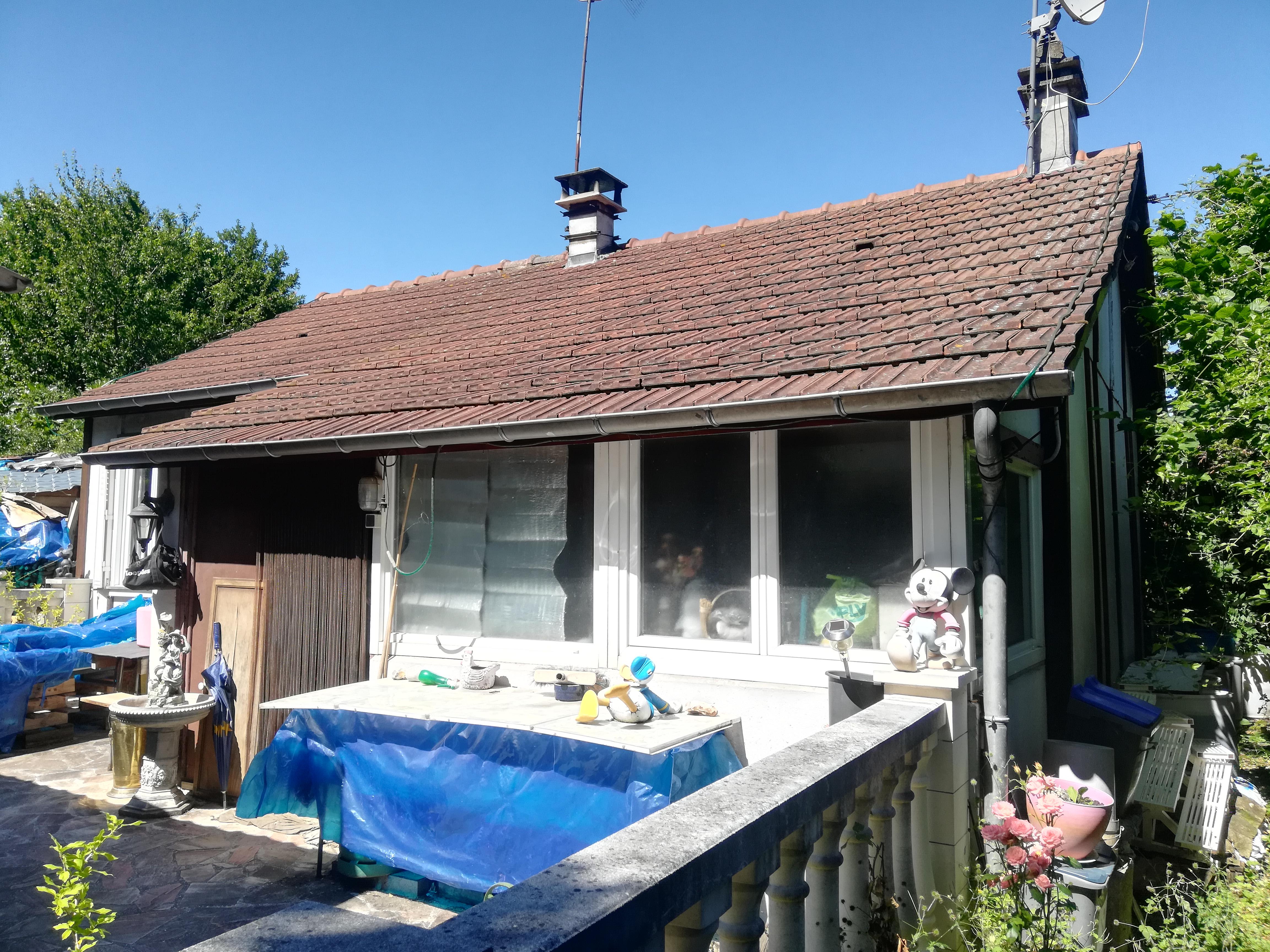 Maison 3 pièces 50m2 à Villiers sur Marne
