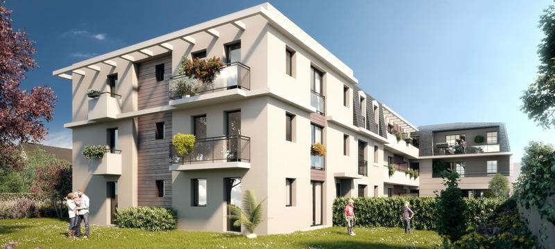 Appartement 3 Pièces 68,13m2 à LA QUEUE EN BRIE (94510)