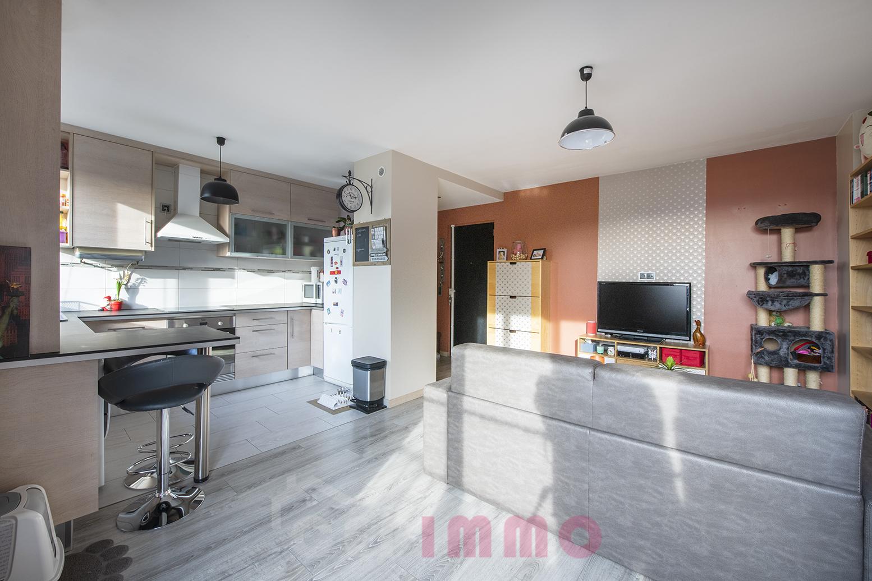 Appartement 2 Pièces de 41m2 à Chennevières sur Marne (94430)
