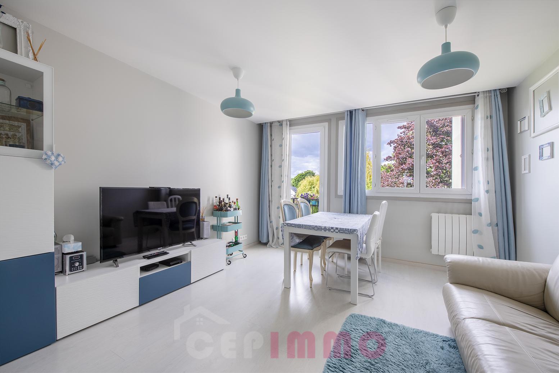 Appartement 3P 57m2 à LE PLESSIS-TREVISE (94220)