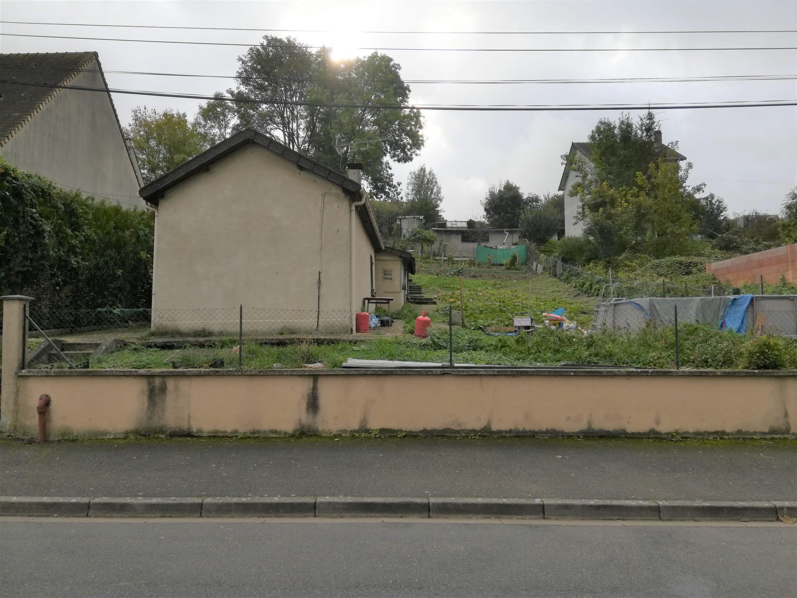 Terrain 1036m2 à NOISY LE GRAND(93160)